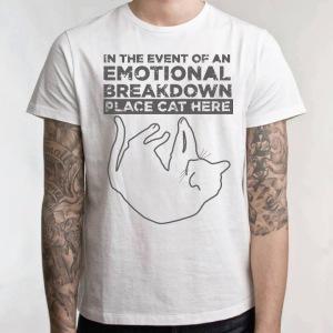 Cats emotional breakdown