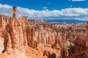 Bryce canyon and the Hoo Doos