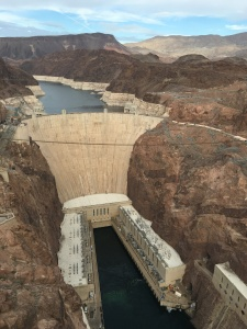 Hoover Dam - One of the 7 engineering wonders of the world